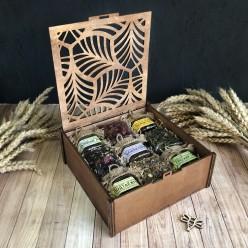 """""""Чай и сладости"""" подарочный набор №3"""
