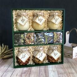 «Чаепитие по-сибирски!» подарочный набор №5