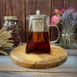 Чайник заварочный с металлической крышкой, 950 мл