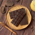 Домашний шоколад на меду, классический горький, 72% какао