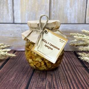 Грецкий орех с мёдом, 230 мл