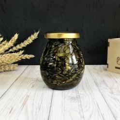 Семена тыквы с мёдом, 230 мл