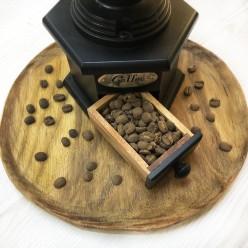Кофе с имбирём в зёрнах