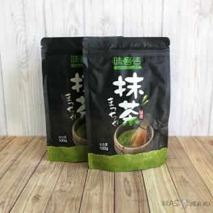 Органический чай Матча (Маття), Китай