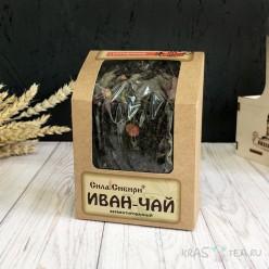 Иван-чай ферментированный с шиповником, 100 грамм