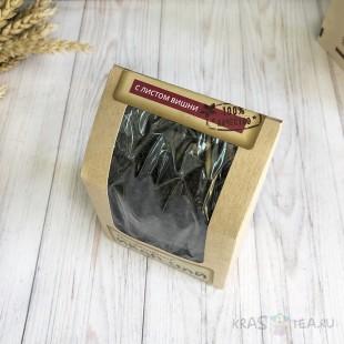 Иван-чай ферментированный с листом вишни, 100 грамм