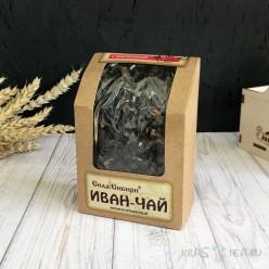 Иван-чай ферментированный с земляникой, 100 грамм