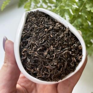 Шу Пуэр, чайная фабрика Куньмин, 2019 год, 100 грамм