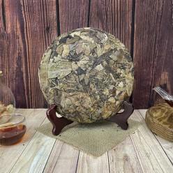 Фудин Бай Ча (Прессованный белый чай из Фудин), 2016 год