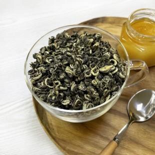 "Белый чай Бай Инь Луо ""Серебряная улитка"""