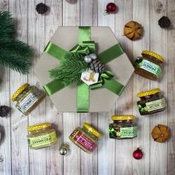 Подарочное ассорти «Полезные сладости»