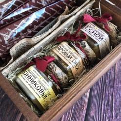 Подарочный набор для ценителя кофе «I love coffee»