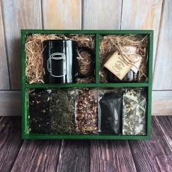 Подарочный набор «Много чая не бывает»
