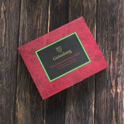Коллекция чайной классики Gutenberg (Red), 60 шт