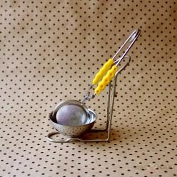 Щипцы для заваривания чая