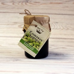 Варенье из измельченных сосновых шишек, 250 грамм