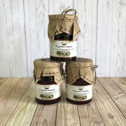Варенье из измельченных кедровых шишек, 250 грамм
