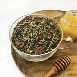 Кедровый чай