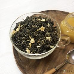 Моли Чжень Луо «Жасминовая улитка», жасминовый чай